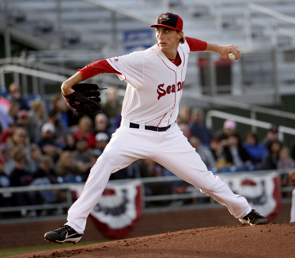 Henry Owens finished his season Saturday night with his longest outing since rejoining the Sea Dogs, allowing four hits, four walks and one earned run in 6 innings. He'll soon head to an instructional league, and then the Arizona Fall League.