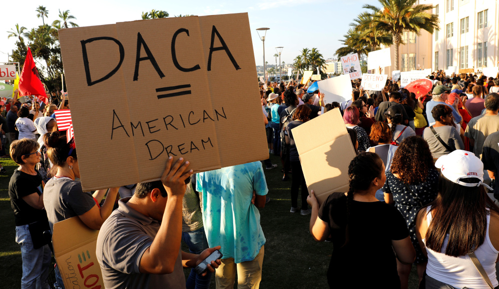 'Everyone Deserves a Chance': Silicon Valley Reacts to Trump's DACA Decision