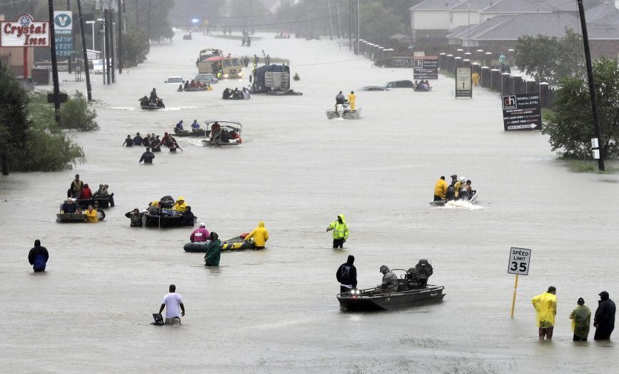 Forty to 50 percent of the Houston residents whose homes were flooded by Harvey lived outside federally designated high-risk zones. FEMA maps are often out of date – and efforts to improve them frequently encounter strong resistance from local officials and homeowners.