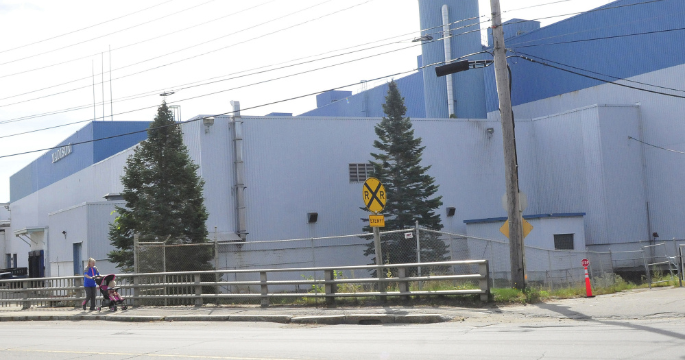 About 215 people lost their jobs when the Madison Paper Industries mill closed in 2016. The mill is challenging its valuation, which has dropped $8 million to $72 million.