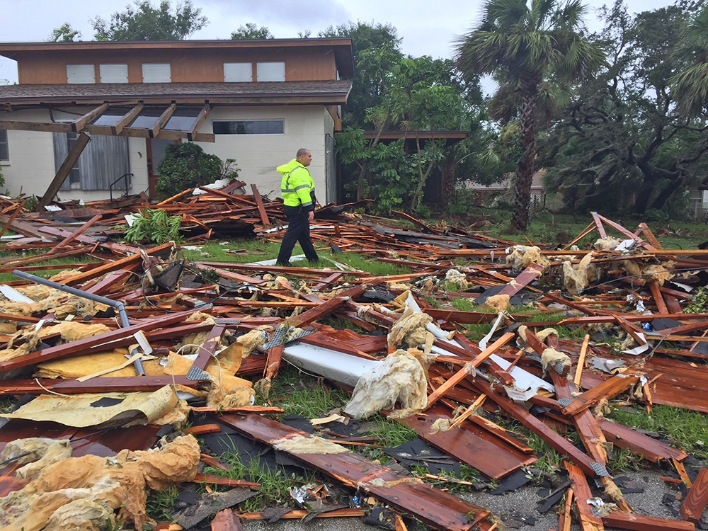 How Hurricane Irma stormed Florida- Story in pictures