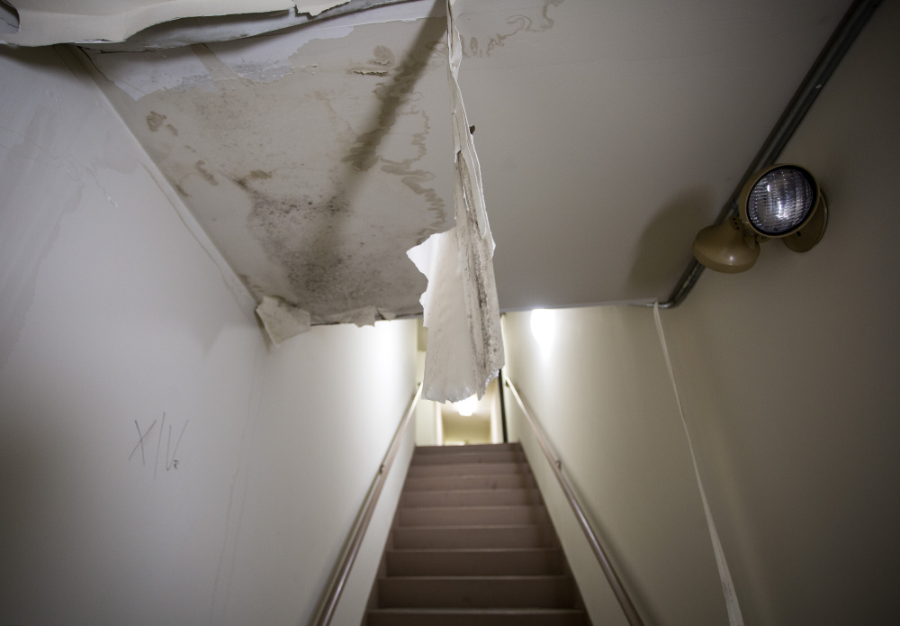 Property That Falls Into Neglect In New York State