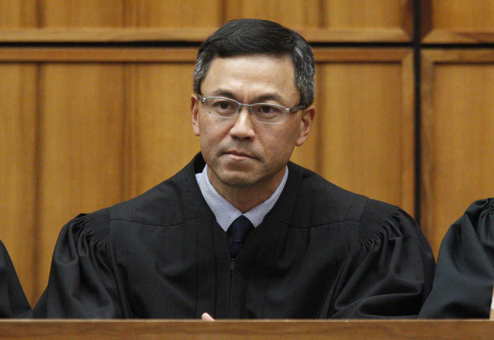 U.S. District Judge Derrick Watson in Honolulu blocked the Trump administration's latest travel ban, just hours before it was set to take effect. This is the third version that failed to pass constitutional muster.