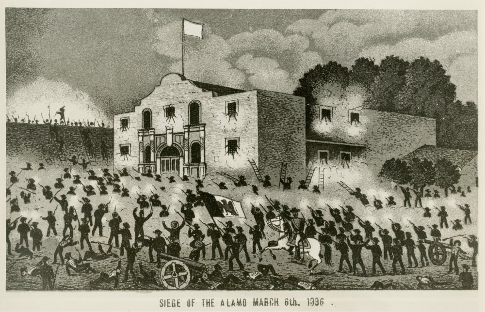 This undated historical image shows the drawing