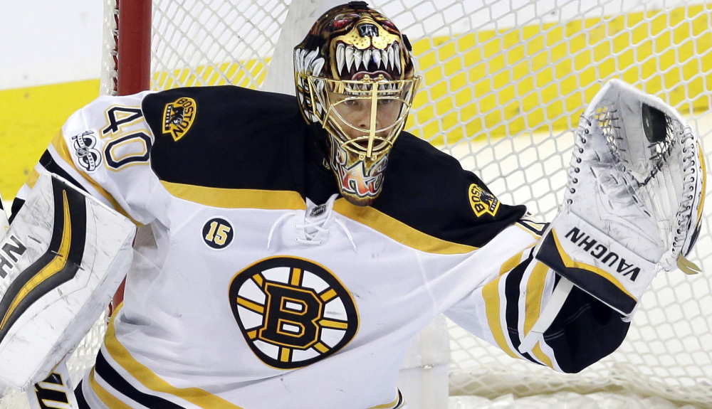 Boston Bruins goaltender Tuukka Rask doesn't think he'll have that much catching up to do when he resumes action – possibly Thursday – after battling the effects of a concussion sustained during a collision with a teammate.