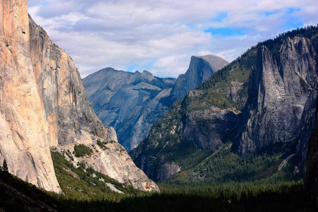 The National Park Service is floating a proposal to increase entrance fees at 17 of its most popular sites, including Yosemite National Park in California.