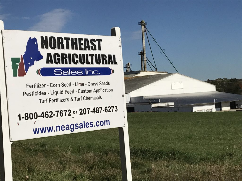 At least one person was seriously injured when a sulfur tank exploded on Wednesday at Northeast Agricultural Sales Inc. in Detroit.
