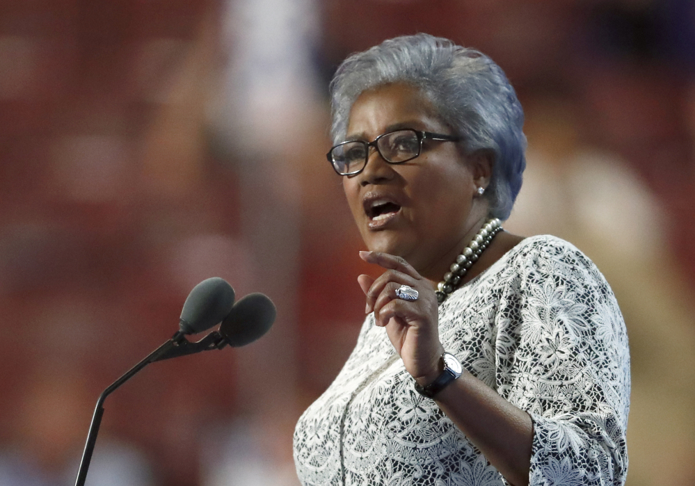 Donna Brazile, former head of the Democratic National Committee, has her own version of what happened to Hillary Clinton's failed presidential bid. Among other shockers, Brazile reveals she considered replacing Clinton with Joe Biden as the party's nominee.