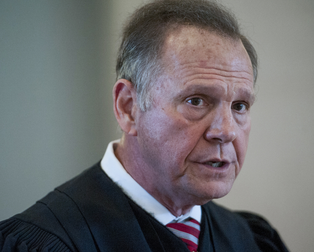 Four women interviewed by The Washington Post in recent weeks say Roy Moore pursued them when they were between the ages of 16 and 18 and he was in his early 30s.