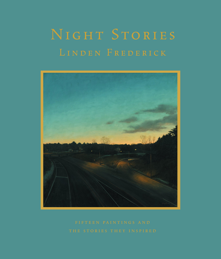 Book review: Hauntingly into the night with painter Linden Frederick and a starry stable of writers