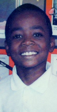 Joshua Dixon, 8, in a photo taken a day before the savage dog attack.