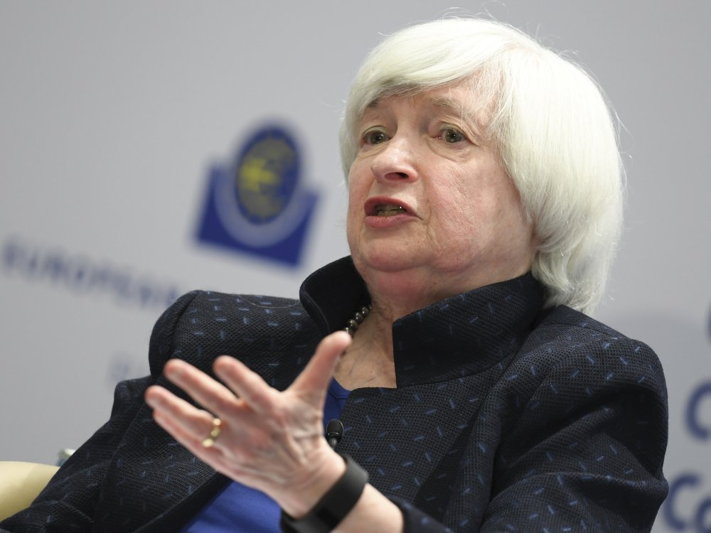 Janet Yellen to depart US Federal Reserve in February