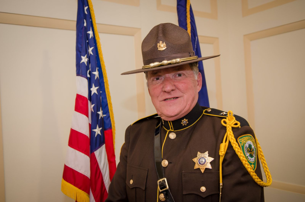 Oxford County Sheriff Wayne Gallant resigned Wednesday.