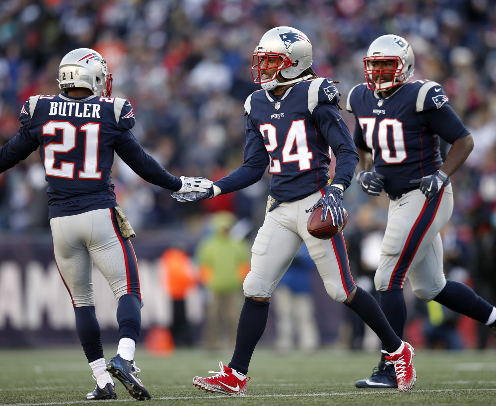 Top Patriots special teams player, former Olympian placed on IR