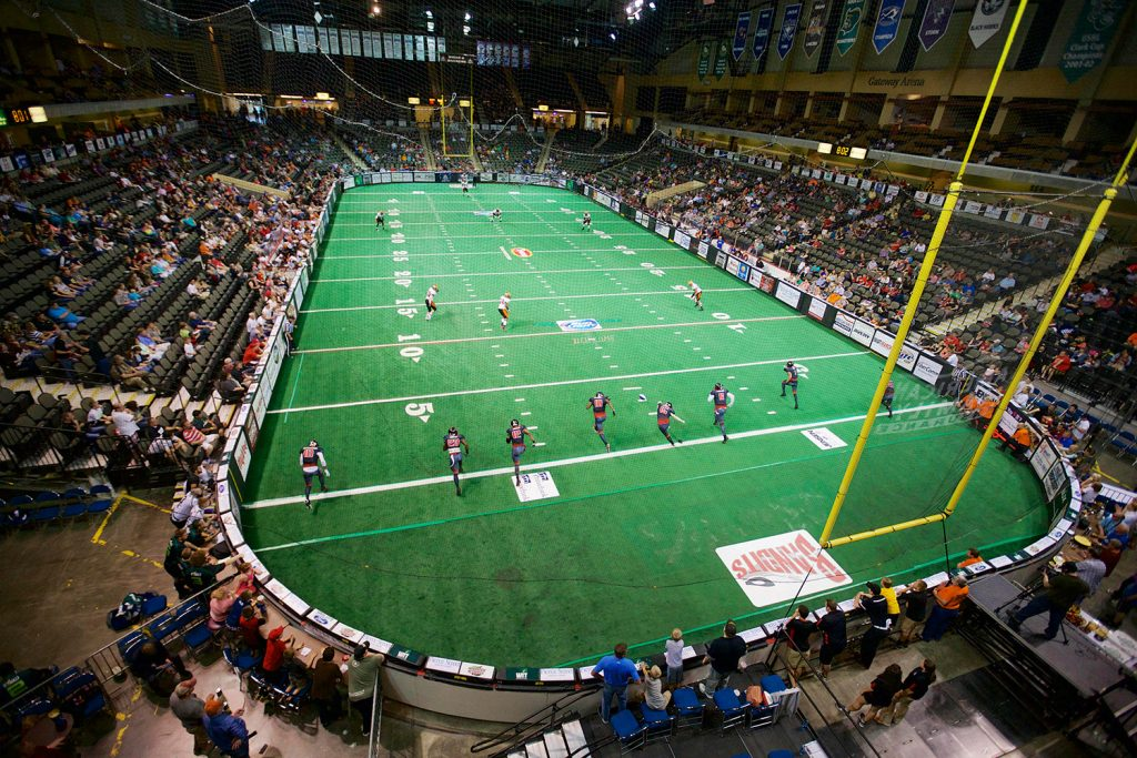 Lease Agreement Reached For Arena Football Team In