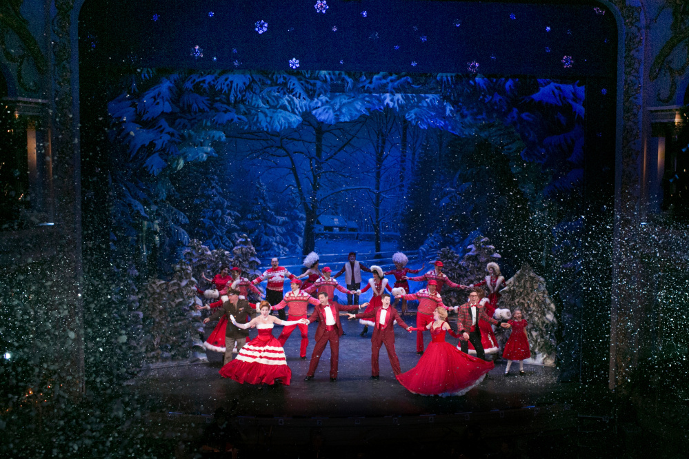 Theater review: Ogunquit production leaves Music Hall audience dreaming of 'White Christmas'