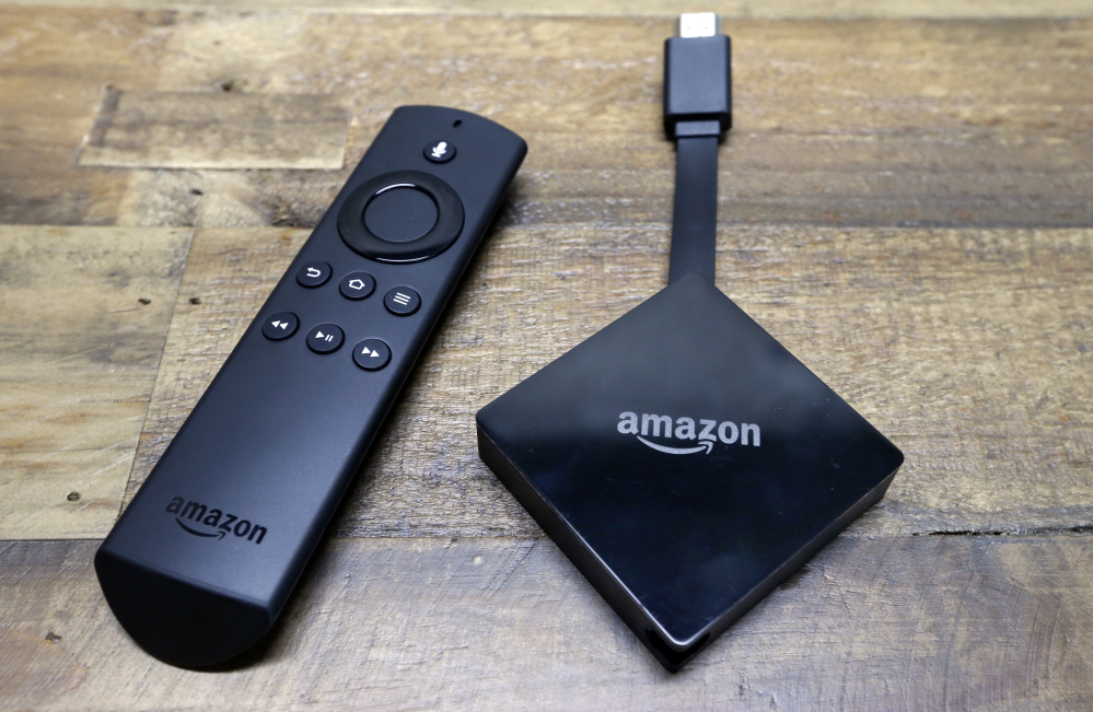The decision is retaliation for Amazon's refusal to sell a device competing with their Fire TV.
