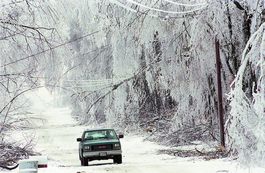 The Ice Storm of '98: Remembering the last time Maine was ...