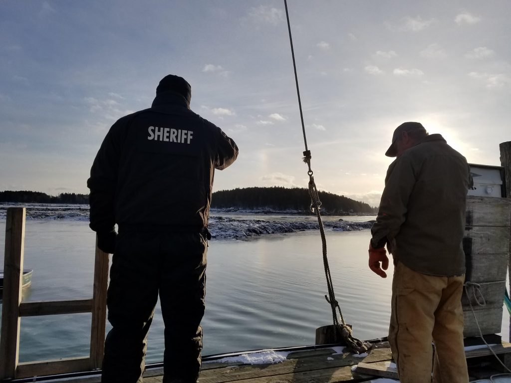 Marine Patrol, Coast Guard continue search for missing clammer