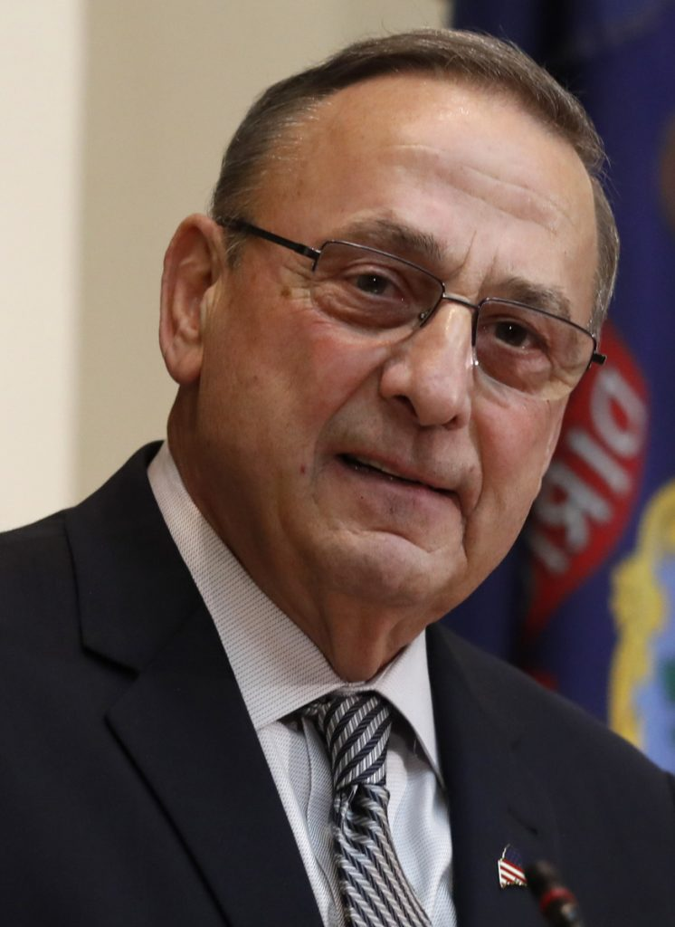 Trump taps LePage to serve as honorary campaign chair in Maine | Lewiston Sun Journal
