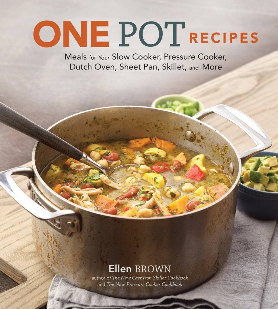 """One Pot Recipes"" by Ellen Brown"