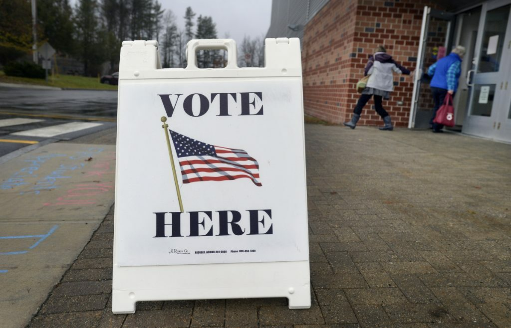 Bill would move Maine to automatic voter registration