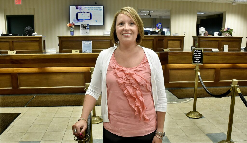 Brandi Meisner, a community banker at Skowhegan Savings Bank and a member of the Executive Board of the Chamber, has been picked for the Rising Star Award by the Mid-Maine Chamber of Commerce.
