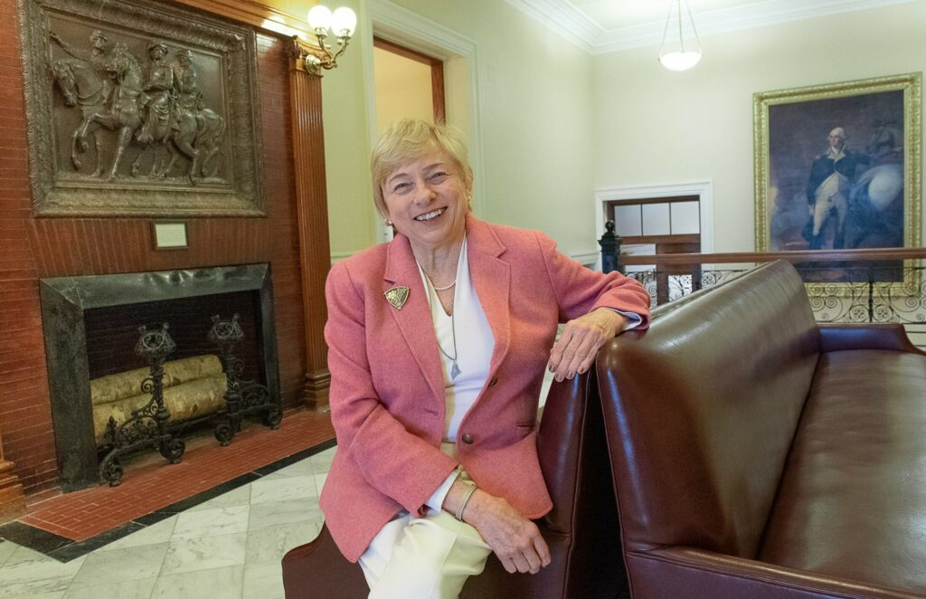 Janet Mills is an outspoken advocate for combating climate change and has made it one of her top priorities.