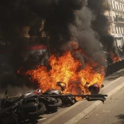 APTOPIX_France_Protests_07251