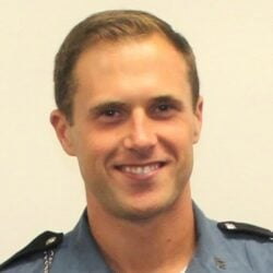 Maine State Police Detective Ben Campbell was killed April 3 while helping a stranded motorist.