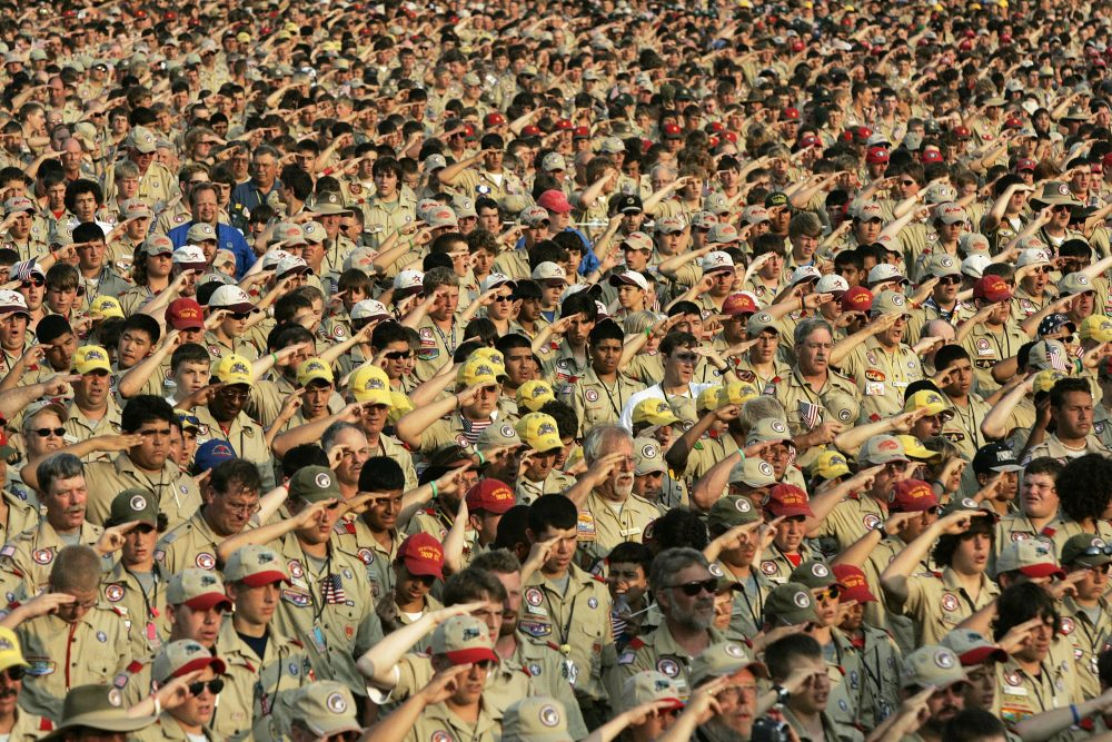 Boy Scouts could be hit with more sex abuse claims