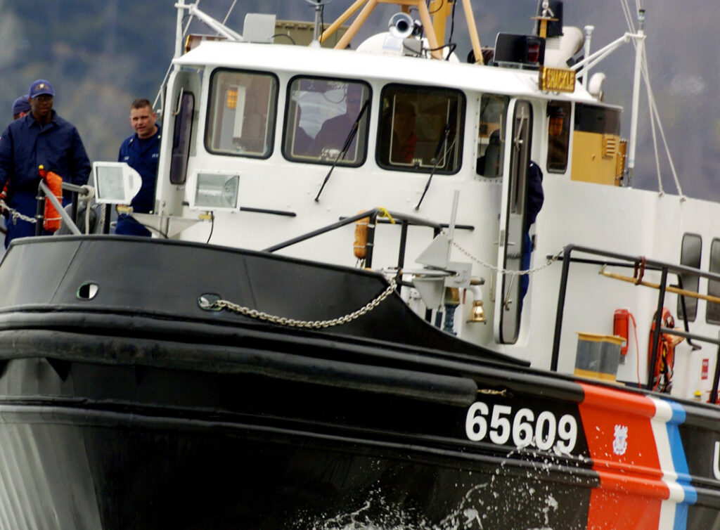 Coast Guard searching for man who fell or jumped into Kennebec River