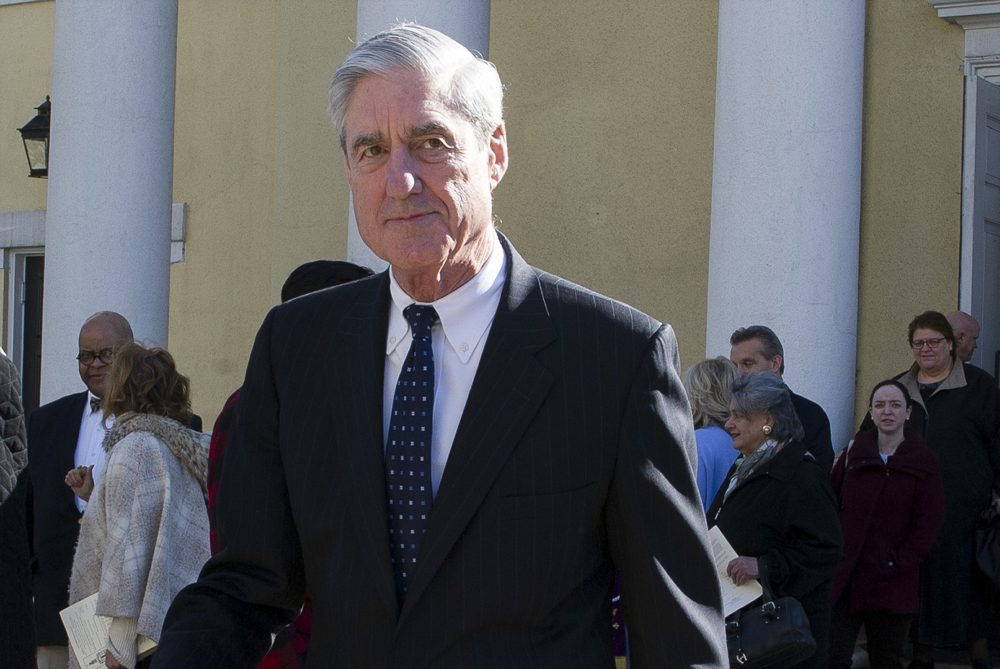Mueller report scheduled to be released Thursday morning