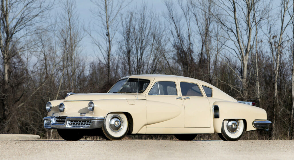 Tucker No. 1028 was sold for $1.8 million at auction on Saturday.