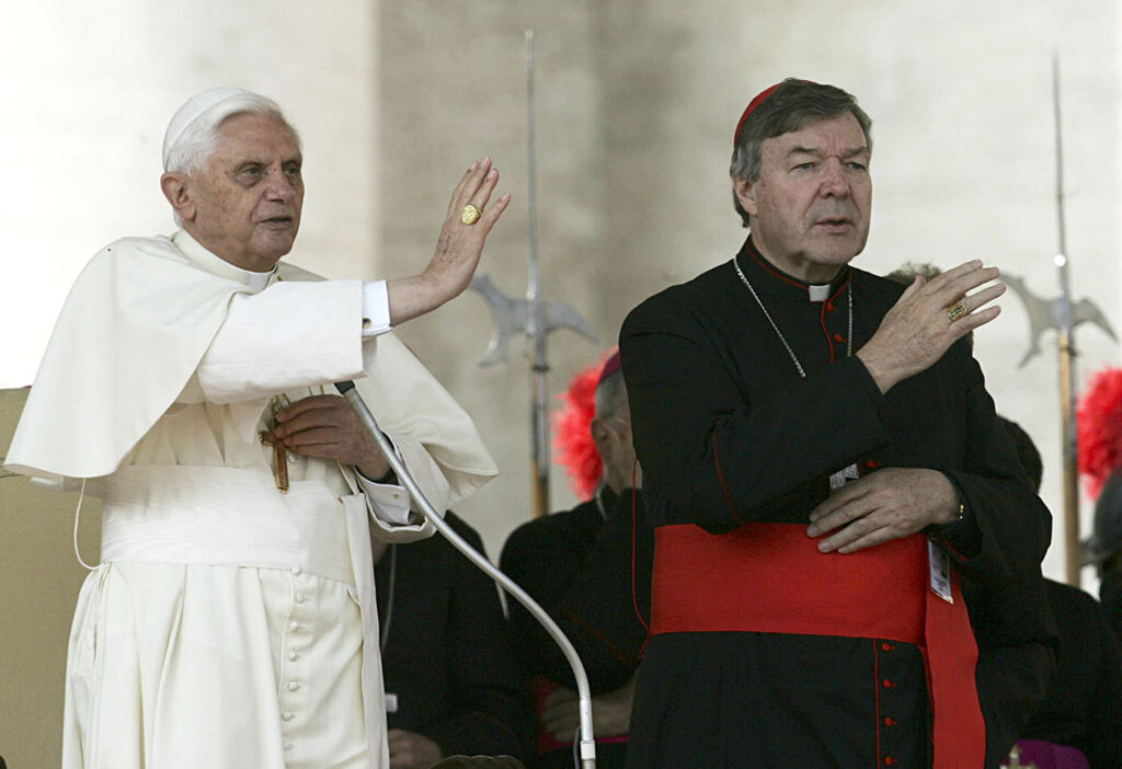 Ex-Pope Blames 1960s Revolution For Sex Abuse