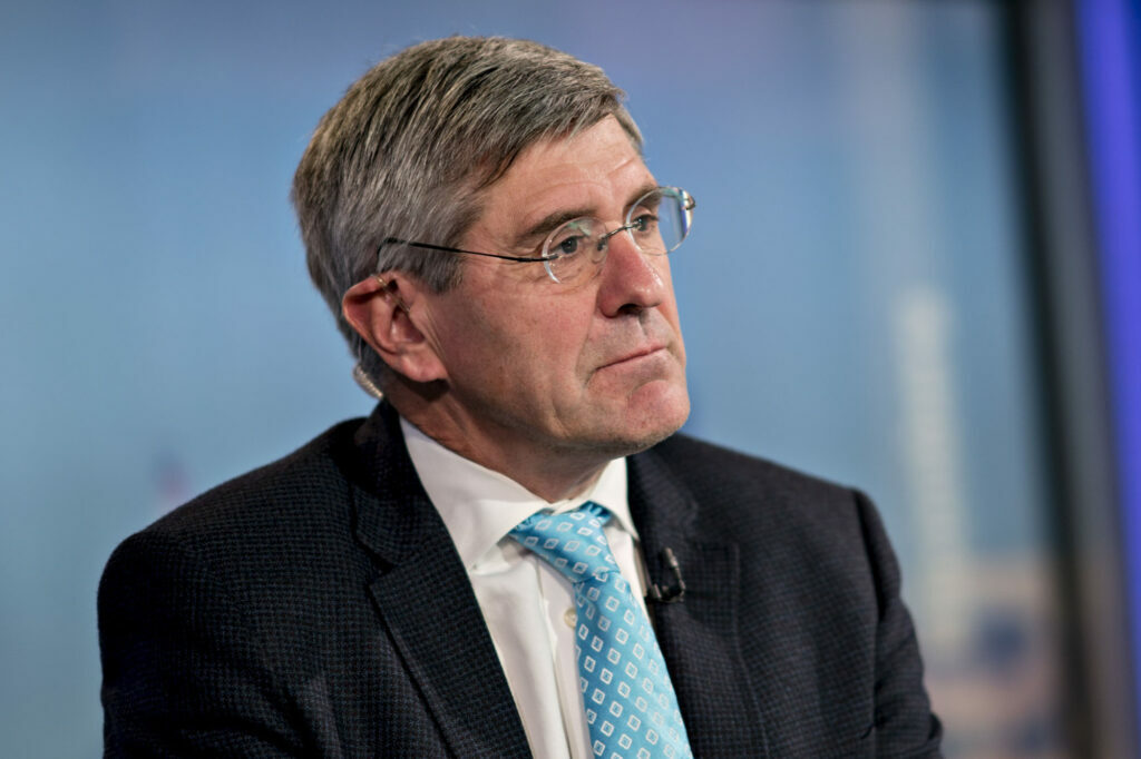 Stephen Moore on Thursday withdrew his name from consideration for a seat on the Federal Reserve after his writings about women were publicized.