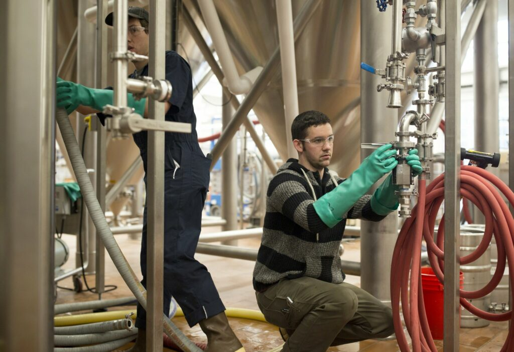 Freeport brewery launches effort to put more clean energy into its beer