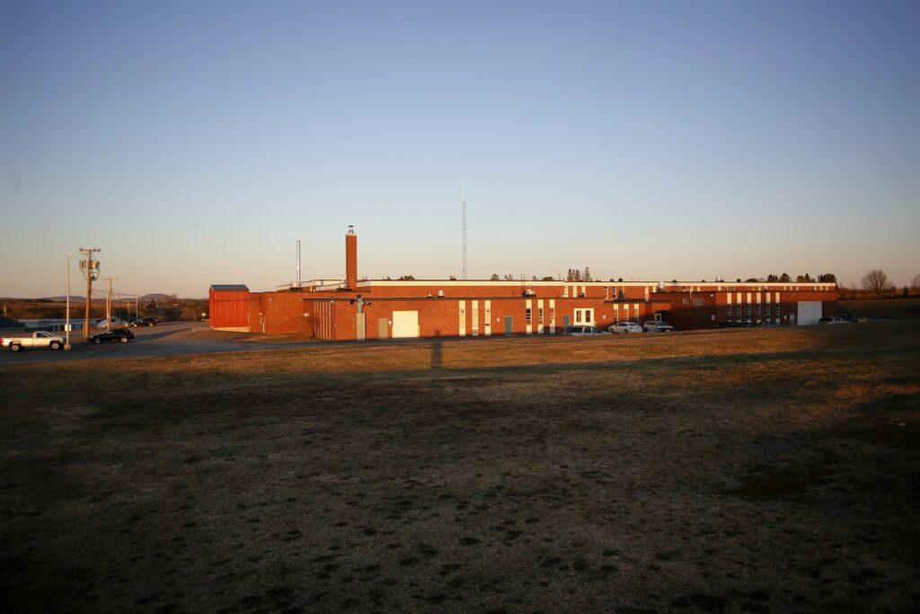 Maine School of Science and Mathematics  in Aroostook County.
