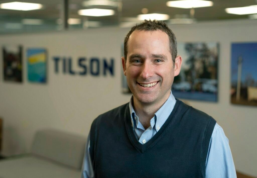Joshua Broder, CEO of Tilson Technology Management, says his company attracts high-quality employees with good pay and generous benefits.