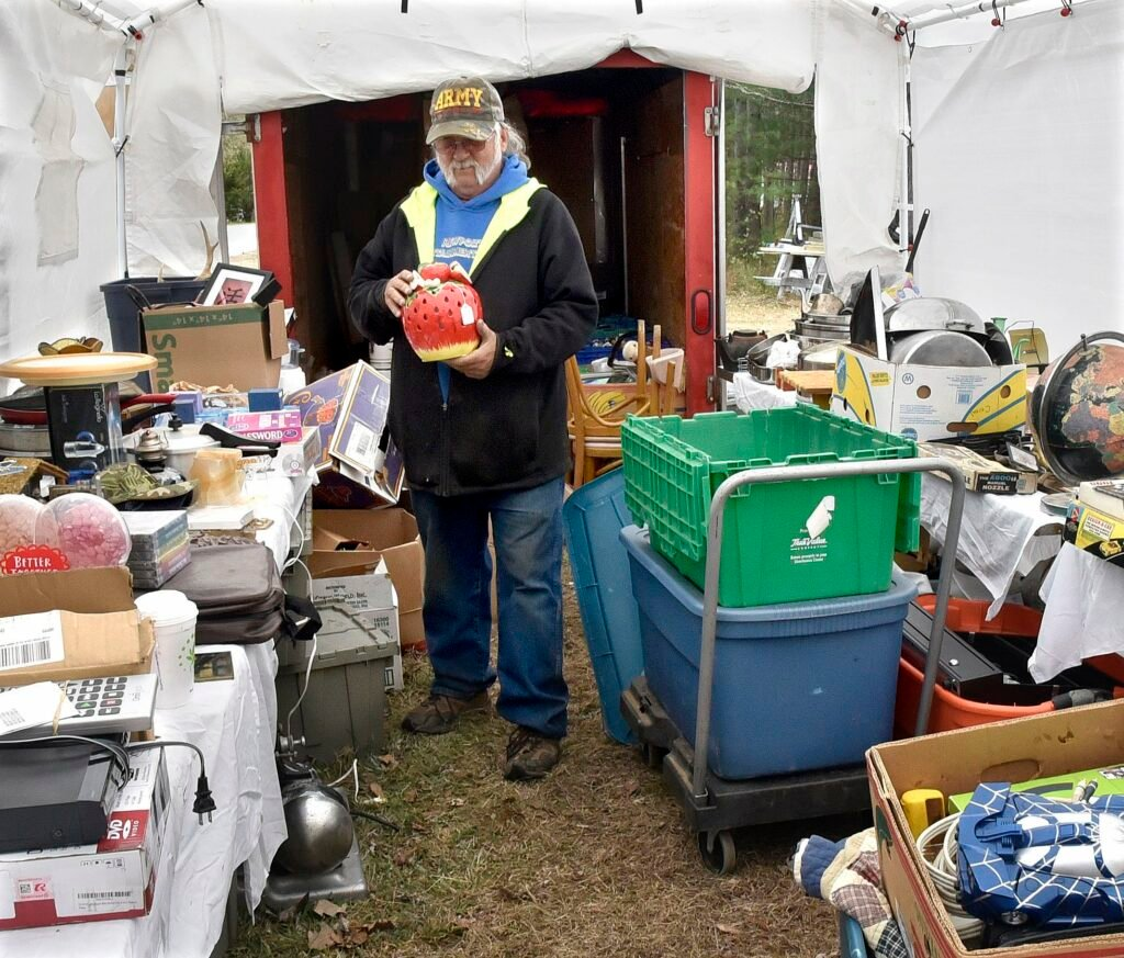 Yard Sales Lining Up More Than 10 Miles For Cornvilles Annual
