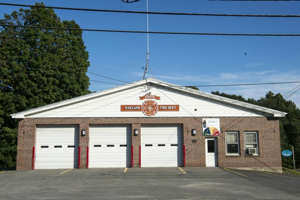 The new Oakland fire station project approved by voters in November 2018 to replace the old station will add a bond payment of $244,421 to the Town Meeting warrant, which residents will vote on Tuesday.