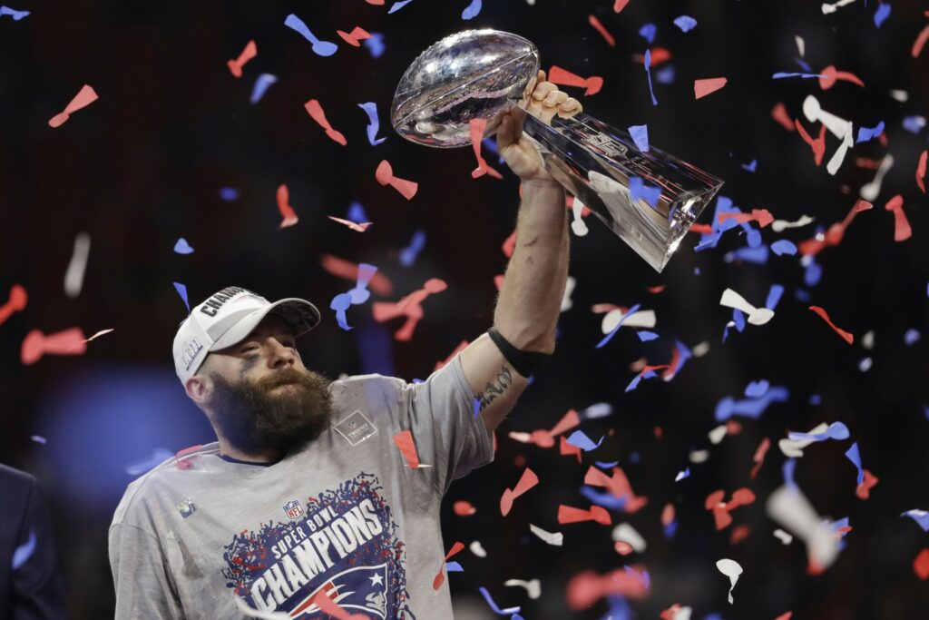 New England receiver Julian Edelman is coming off  abig Super Bowl and signed a two-year contract extension with the Patriots through the 2021 season. When his career comes to an end, the question will be asked: Is he a Hall of Fame player?