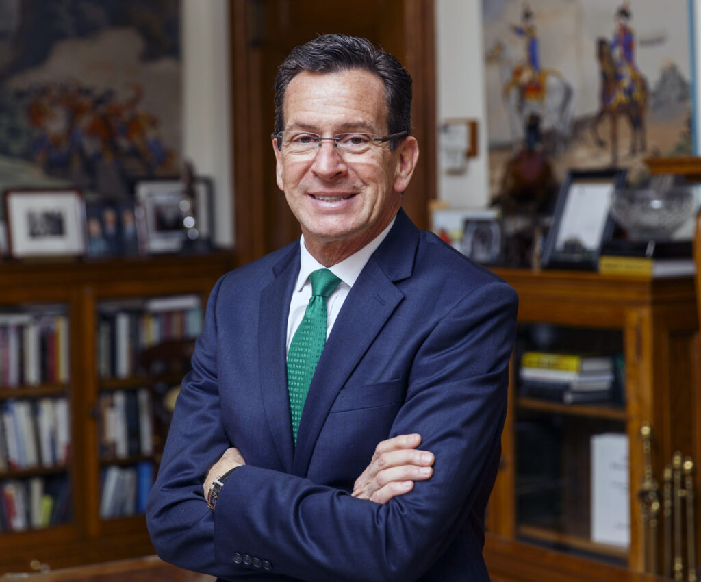 Former Connecticut Gov. Dannel P. Malloy has been chosen to become the next chancellor of the University of Maine System.