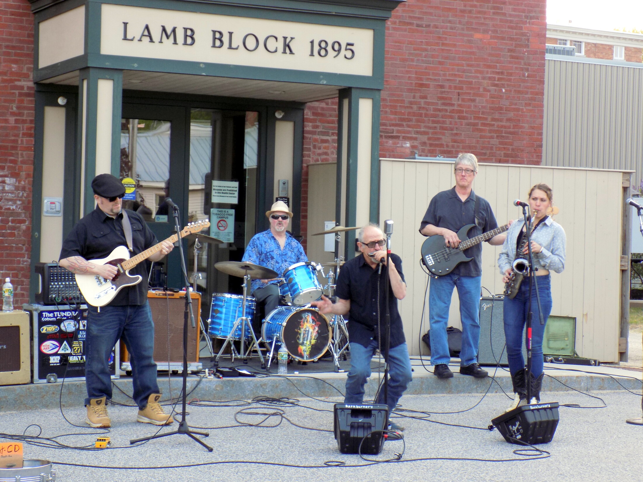 Photos: History Night draws crowd in Livermore Falls