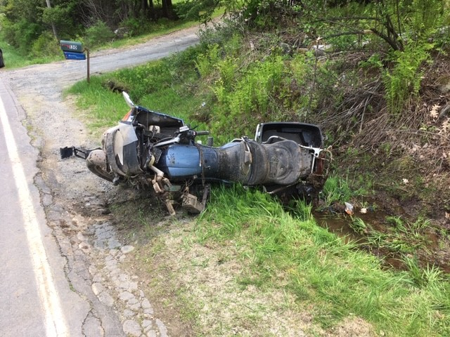 Madison man killed after losing control of motorcycle in