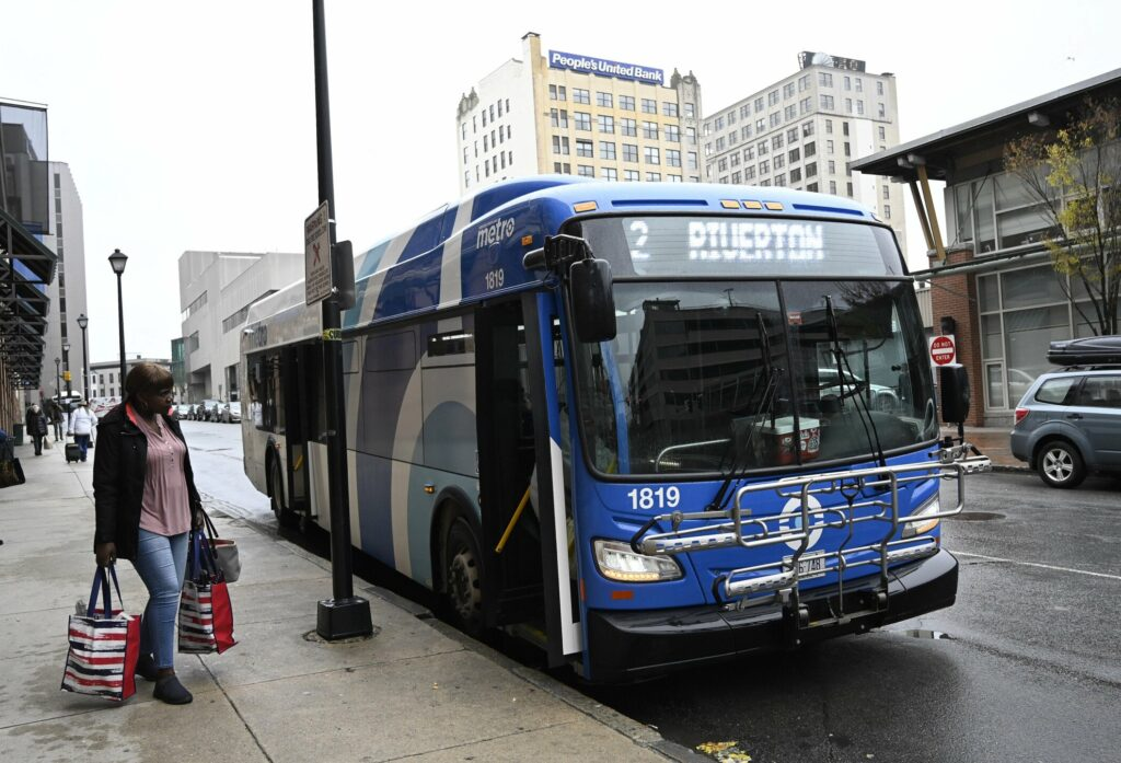 Regional transportation officials say a survey shows residents of Greater Portland want to prioritize more public transportation options. In the last five years, the Metro bus service has increased ridership and expanded lines.