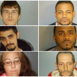 22 alleged drug traffickers indicted in Augusta