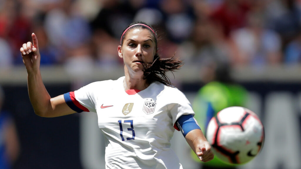 Alex Morgan and the U.S. women's soccer team finally opens play in the World Cup on Tuesday against Thailand.