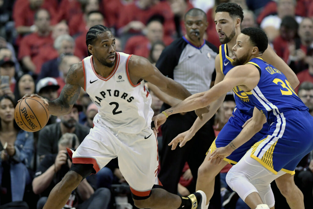 Toronto Kawhi Leonard has battled through injuries and rumors about free agency to be a force in the NBA finals.