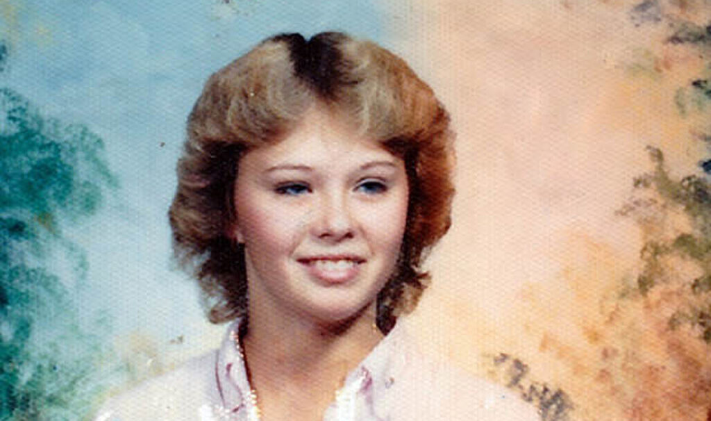 Kimberly Moreau, who went missing in May 1986. Her father has offered a new reward for information leading to her remains.